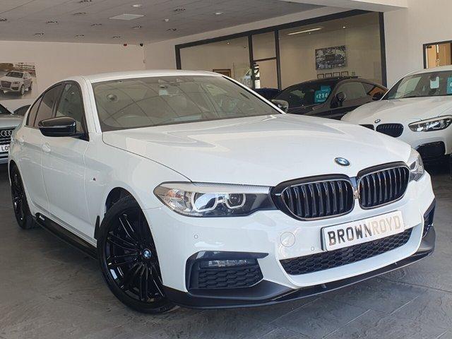 USED 2019 19 BMW 5 SERIES 2.0 530I M SPORT 4d 248 BHP BM PERFORMANCE STYLING+6.9%APR