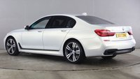 USED 2017 17 BMW 7 SERIES 3.0 740D XDRIVE M SPORT 4d 315 BHP