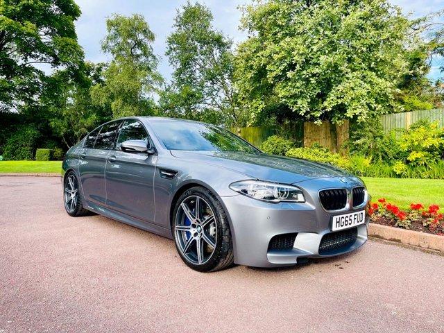 2015 65 BMW M5 4.4 M5 4d 567 BHP