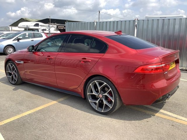 JAGUAR XE at Tim Hayward Car Sales