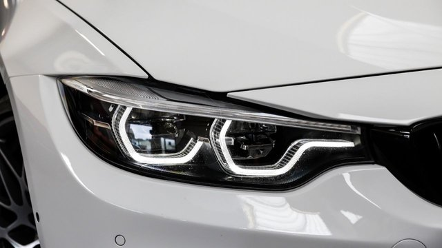 BMW M4 at Bonsha Motors
