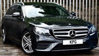 USED 2018 68 MERCEDES-BENZ E-CLASS 2.0 E220d AMG Line G-Tronic+ (s/s) 5dr £42k New, F/S/H, Stunning Spec