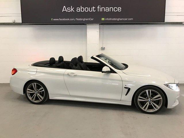 USED 2016 65 BMW 4 SERIES 2.0 420D M SPORT 2d 188 BHP ***Great Spec***