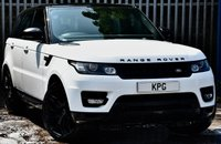 USED 2015 15 LAND ROVER RANGE ROVER SPORT 3.0 SD V6 HSE Dynamic 4X4 (s/s) 5dr £7k Extra's, Pan Roof, Stealth