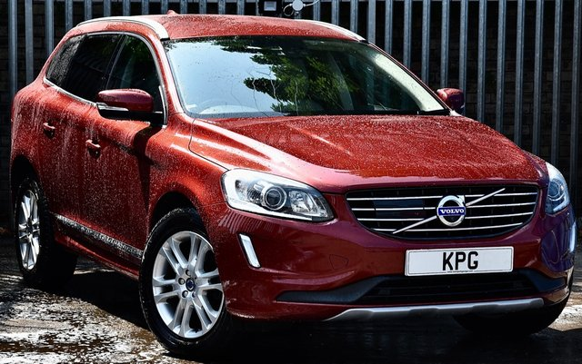 USED 2015 65 VOLVO XC60 2.4 D5 SE Lux Nav Geartronic AWD (s/s) 5dr £4k Extra's, F/V/S/H, 2 Owners