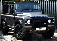 USED 2015 15 LAND ROVER DEFENDER 90 2.2 TD XS Station Wagon SWB 3dr £5k Extras, F/S/H, Stunning XS