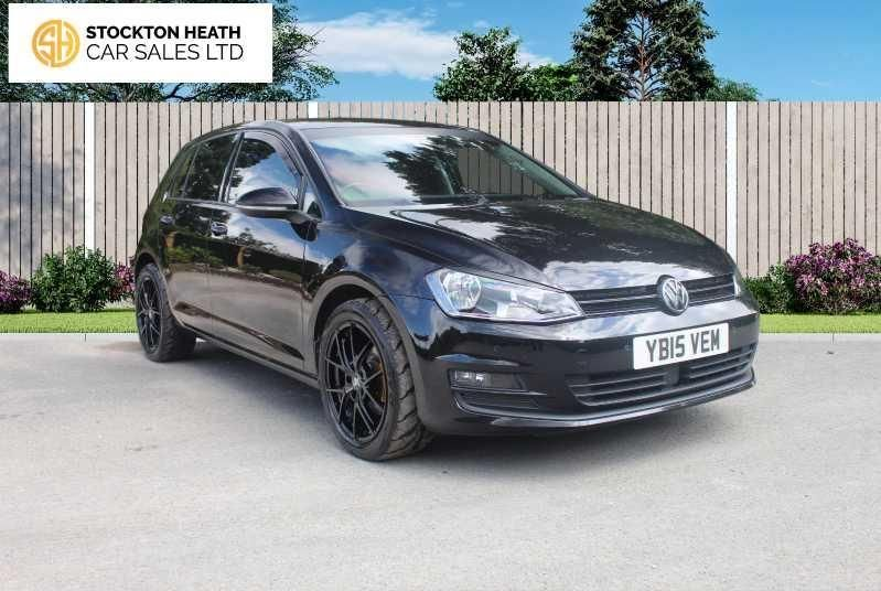 USED 2015 15 VOLKSWAGEN GOLF 1.4 MATCH TSI BLUEMOTION TECHNOLOGY DSG 5d 120 BHP AVAILABLE TO TEST DRIVE