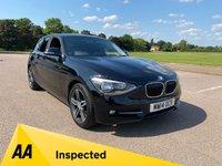 USED 2014 14 BMW 1 SERIES 1.6 116I SPORT 5d 135 BHP £ZERO DEPOSIT FINANCE