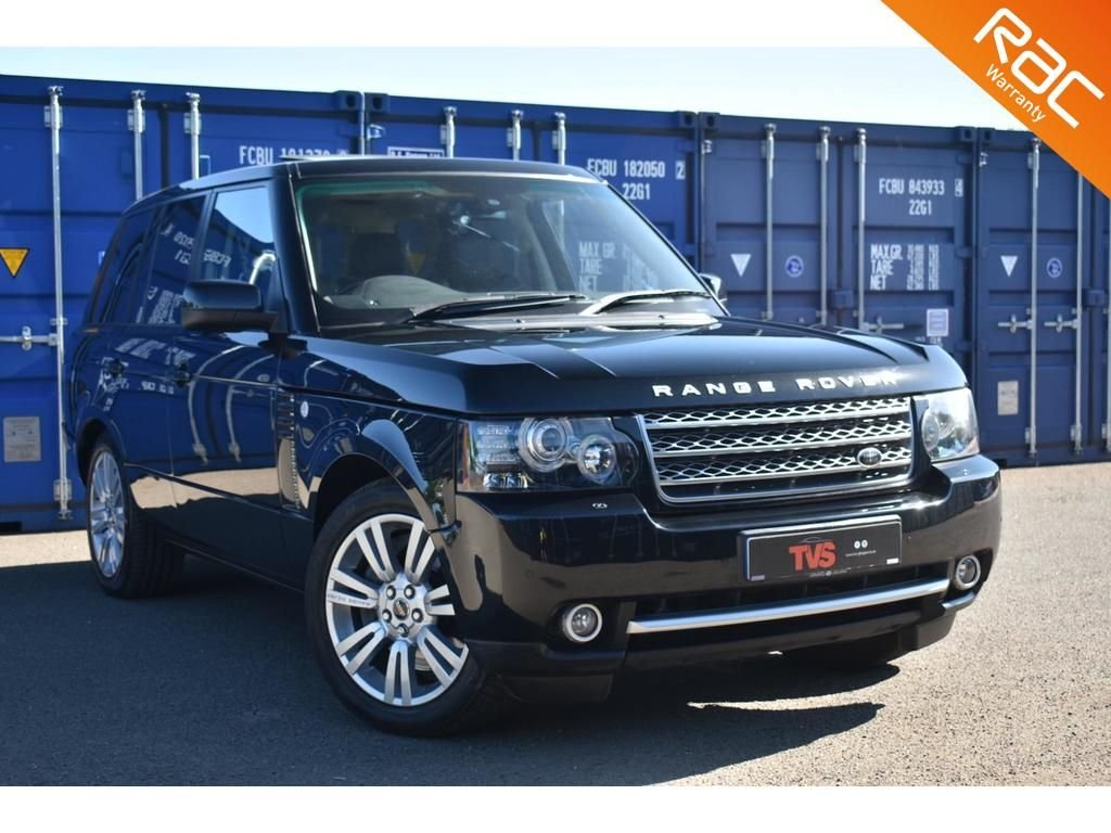 USED 2012 12 LAND ROVER RANGE ROVER 5.0 V8 AUTOBIOGRAPHY 5d 500 BHP AUTOBIOGRAPHY - INCREDIBLE SPEC!!