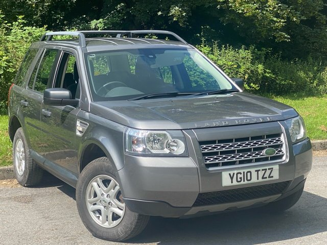 USED 2010 10 LAND ROVER FREELANDER 2.2 TD4 S 5d 159 BHP GREAT VALUE FOR MONEY 4 X 4 FAMILY CAR