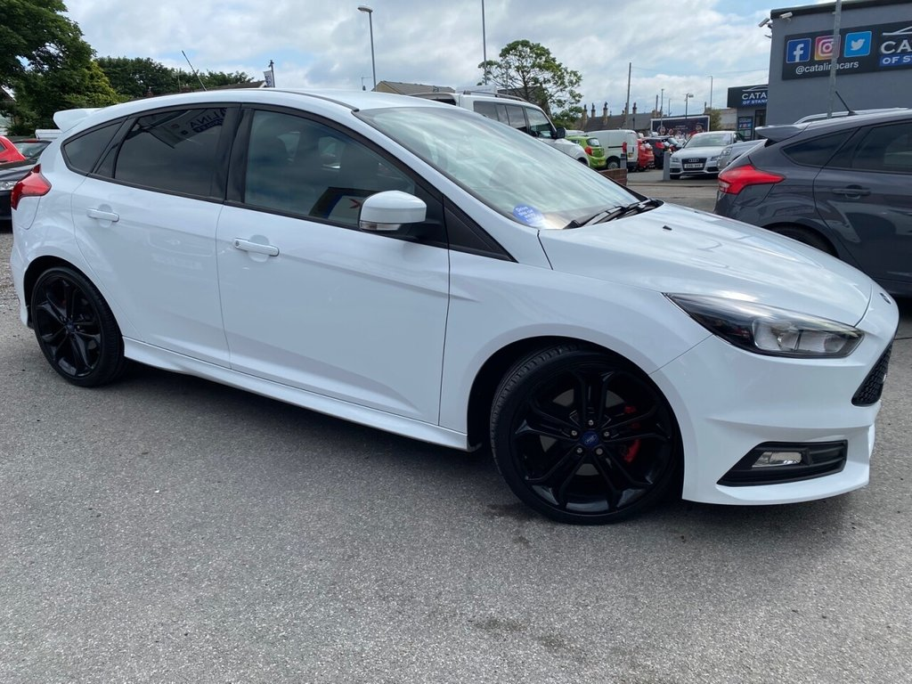 USED 2016 66 FORD FOCUS 2.0 ST-2 TDCI 5d 183 BHP SUPER HISTORY-2 OWNERS-LOW MILES