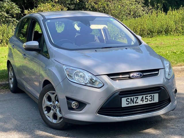 USED 2013 FORD C-MAX 1.6 ZETEC 5d 104 BHP GREAT CONDITION FAMILY SUV