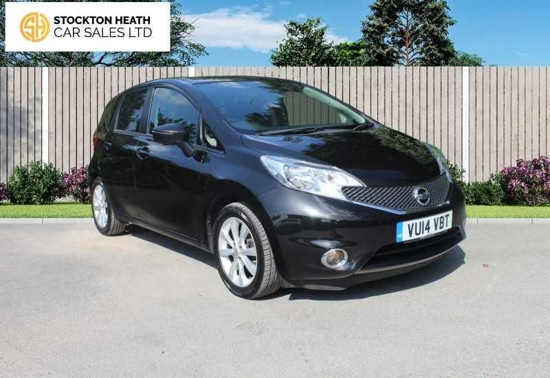 USED 2014 14 NISSAN NOTE 1.5 DCI TEKNA 5d 90 BHP AVAILABLE TO TEST DRIVE