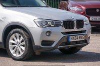 USED 2014 64 BMW X3 2.0 XDRIVE20D SE 5d 188 BHP