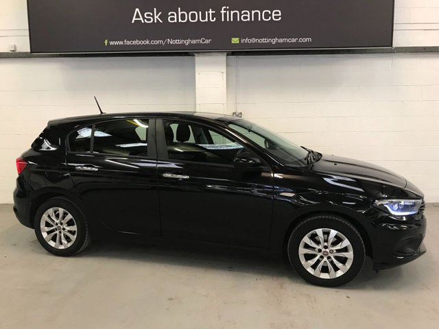 USED 2018 18 FIAT TIPO 1.4 EASY PLUS 5d 94 BHP