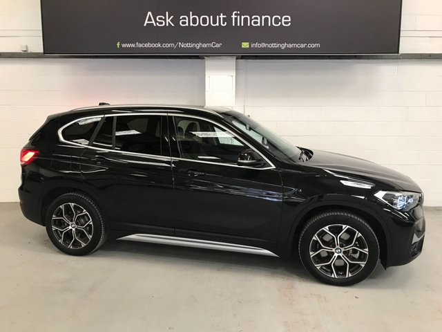 USED 2020 20 BMW X1 2.0 SDRIVE20I XLINE 5d 190 BHP **Low Mileage**Finance Available**