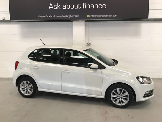 USED 2015 65 VOLKSWAGEN POLO 1.0 SE 5d 60 BHP