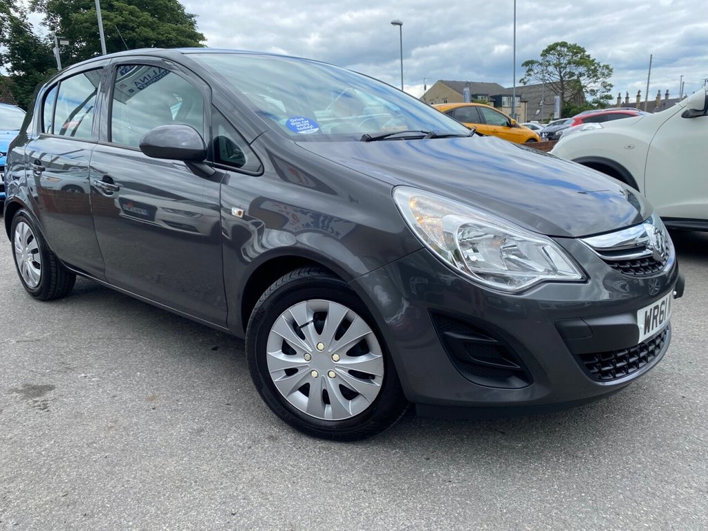 USED 2011 61 VAUXHALL CORSA 1.4 EXCLUSIV AC 5d 98 BHP SUPERB EXAMPLE-MUST SEE