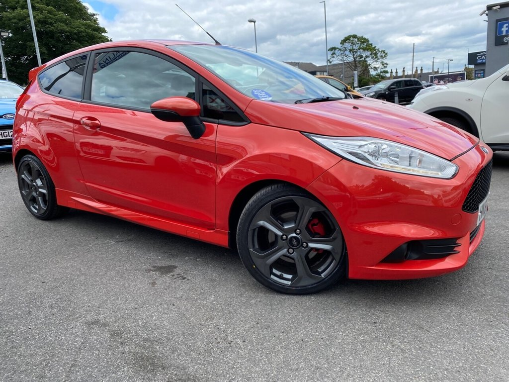 USED 2016 13 FORD FIESTA 1.6 ST-3 3d 180 BHP SOUNDS AMAZING-MUST BE SEEN