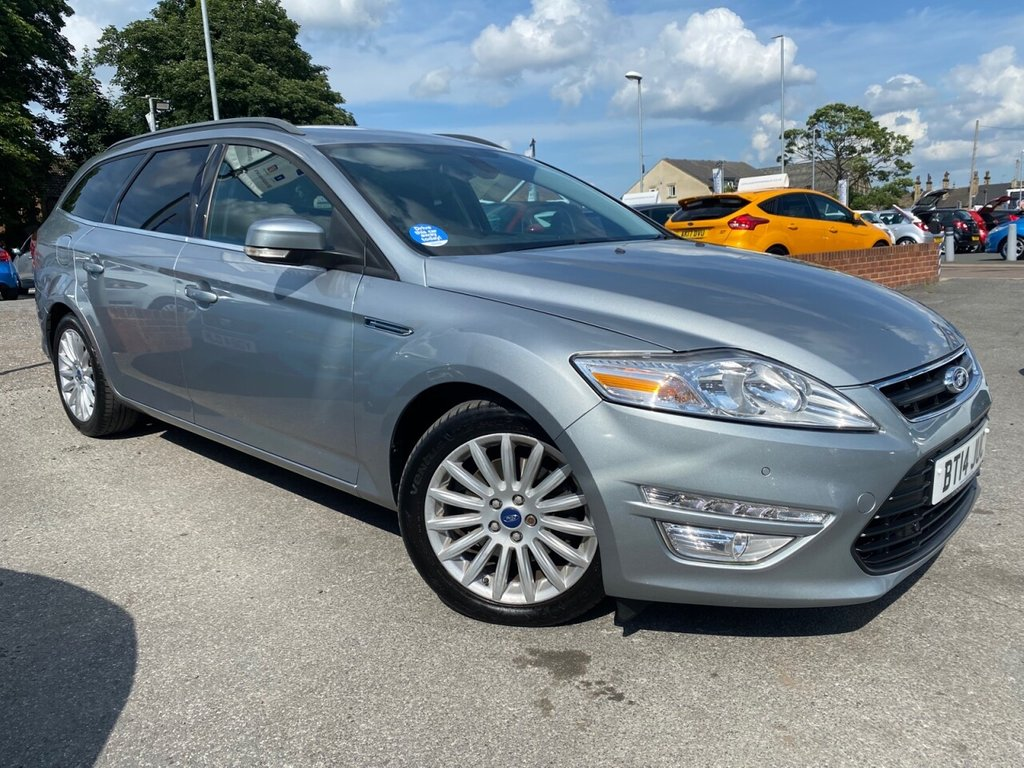 USED 2014 14 FORD MONDEO 1.6 ZETEC BUSINESS EDITION TDCI 5d 114 BHP 2 OWNERS-EXCELLENT SERVICE HISTORY