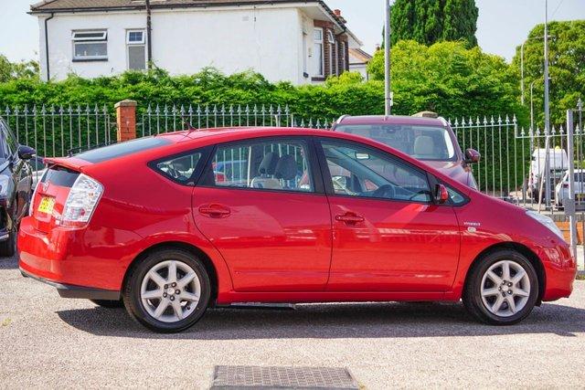 TOYOTA PRIUS at Tim Hayward Car Sales