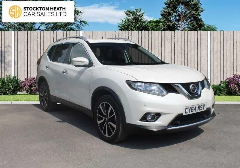 USED 2014 64 NISSAN X-TRAIL 1.6 DCI N-TEC 5d 130 BHP AVAILABLE TO TEST DRIVE