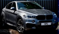USED 2016 16 BMW X6 3.0 30d M Sport Auto xDrive (s/s) 5dr £5k Extra's, Sunroof, 360 Cams