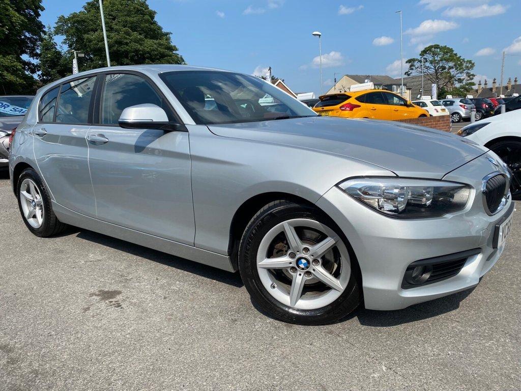 USED 2016 66 BMW 1 SERIES 1.5 116D ED PLUS 5d 114 BHP LOW MILES-HISTORY-MUST SEE