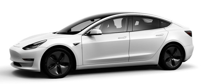 View our TESLA Model 3