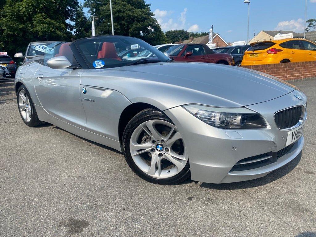 USED 2010 10 BMW Z4 2.5 Z4 SDRIVE23I ROADSTER 2d 201 BHP LONG MOT-RARE SPEC-MUST SEE