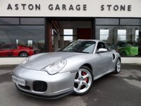 2001 PORSCHE 911 3.6 TURBO 2d Coupe £39000.00