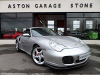 USED 2001 Y PORSCHE 911 3.6 TURBO 2d Coupe ** SAT NAV * SUNROOF **