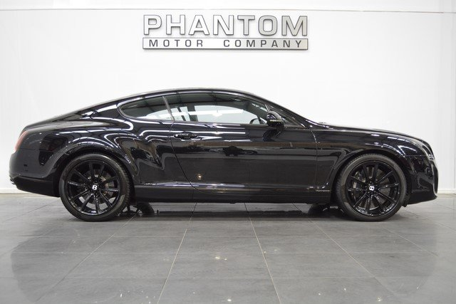 2009 59 BENTLEY CONTINENTAL SUPERSPORTS W12 6.0 2DR AUTO