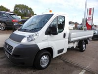 USED 2008 08 FIAT DUCATO 3.0 35MWB 160 MULTIJET 5d 155 BHP Full Service History With 12 Months MOT