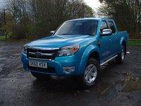 2010 FORD RANGER 2.5 XLT 4X4 DCB TDCI 5d 143 BHP £12495.00