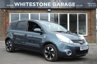 2013 NISSAN NOTE 1.4 N-TEC PLUS 5d 88 BHP £6450.00