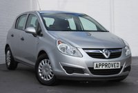 USED 2008 58 VAUXHALL CORSA 1.3 SWB CDTI 5d 73 BHP Very High MPG and £30 Tax