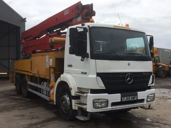 View our MERCEDES-BENZ AXOR