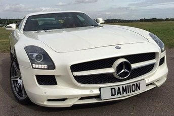2014 NUMBER PLATE PLATE DAM11ON ON RETENTION £16000.00