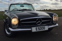 USED 2014 NUMBER PLATE PLATE E5OOO ON RETENTION