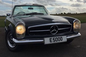 2014 NUMBER PLATE PLATE E5OOO ON RETENTION £4000.00