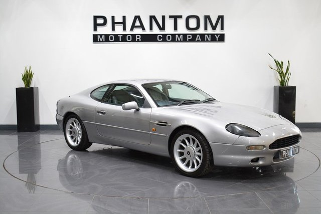 Used Aston Martin Cars In Wigan From Phantom Motor Company Limited
