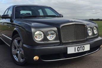 2014 NUMBER PLATE PLATE 1OTO ON RETENTION / PLUS VAT £25000.00