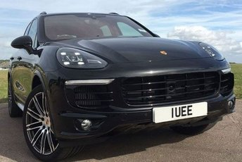 2014 NUMBER PLATE PLATE 1UEE ON RETENTION £8000.00