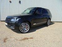 2012 LAND ROVER RANGE ROVER 4.4 SDV8 VOGUE SE 5d AUTO 339 BHP £61995.00