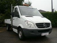2011 MERCEDES-BENZ SPRINTER 2.1 313 CDI TIPPER MWB 5d 130 BHP £10950.00