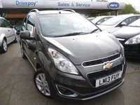 USED 2013 13 CHEVROLET SPARK 1.2 LTZ 5d 80 BHP SUPER VALUE