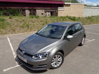 USED 2013 62 VOLKSWAGEN GOLF 1.6 SE TDI BLUEMOTION TECHNOLOGY 5d 103 BHP MASSIVE MPG AND GREAT SPEC!!