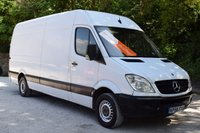 USED 2008 58 MERCEDES-BENZ SPRINTER 2.1 311 CDI LWB 5d 109 BHP
