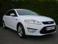 USED 2011 11 FORD MONDEO 2.0 ZETEC TDCI 5d 140 BHP 3 Main Dealer Services